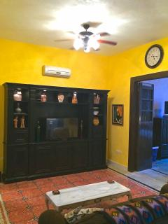 Living Room with TV cabinet