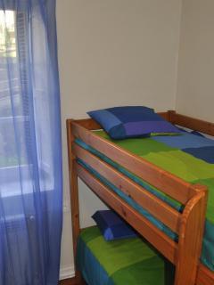 Habitación juvenil con literas