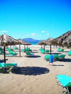 Nearest beach of Episkopi 11 km away