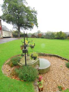 grounds at Benhall Farm
