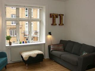 Lovely Copenhagen apartment  at Christianshavn