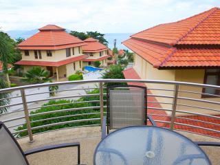 Private pool villa with ocean view, Ko Samui