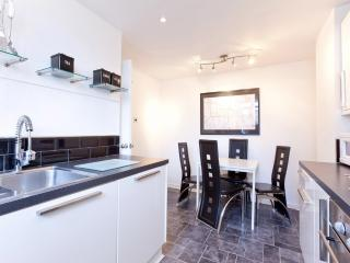 Luxury kitchen with everything supplied