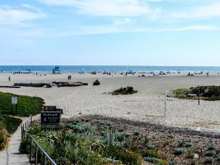 Classy dog-friendly family home 4 blocks from the beach + walk to boardwalk!