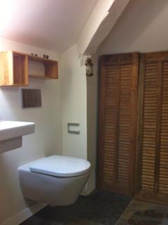 Shower Room 3, Attic