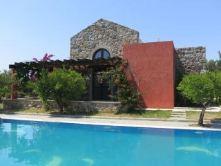 Clementine evleri, 3 Villa özel havuz paylaşımı, Gumusluk