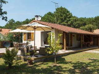 House Labenne, Beach 500m nr Hossegor & Biarritz