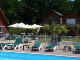 Cottage 6 personnes en Touraine avec Piscine, Chinon