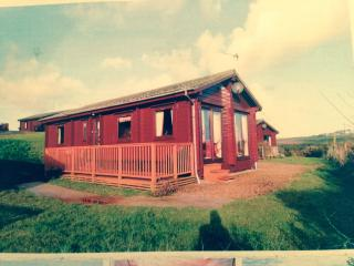 Orca Lodge Hartland Forest Devon, Bideford