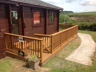 Orca Lodge Hartland Forest Devon