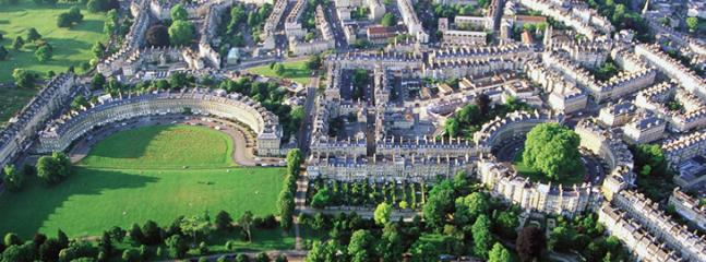 Marie Got's in the heart of Bath's Famous West End