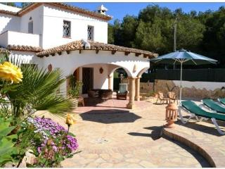 Casa Constanza, Javea./Jardin y piscina privad