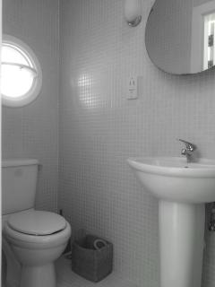 shower room- 2nd bedroom