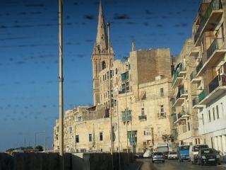 Penthouse avec vue sur la mer, Valletta