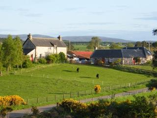View of Balblair Farm and Cottages