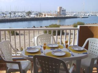 Los Miradores del Puerto Apartment sleeps 6, La Manga del Mar Menor