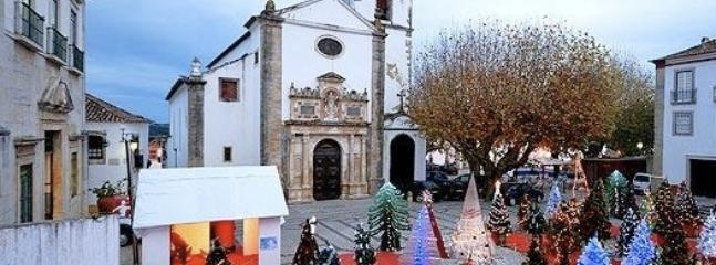 The Main Square at Christmas