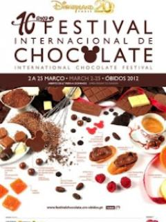 Obidos Hosts an Annual Chocolate Festival