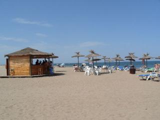Only 3 minutes walk from Denia's sandy beach