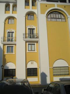 Gavilan Apartments