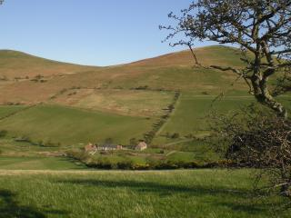 From the Hill above Longknowe