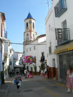 Yunquera-A True Adalucian Village. 10 minutes by car.