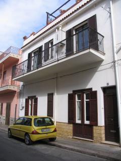 Terrasini Siracasa vacation home