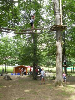 Adventure Parc, Massignac - great day out!