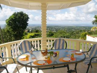 Just imagine eating out on the verandah and looking at these amazing views..