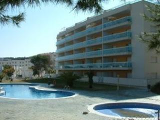 Apartamento 2 h., AA, piscina, cerca bonitas calas, Salou