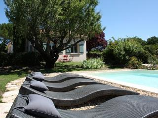 Relax by your private, heated pool