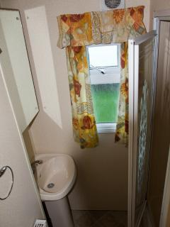 View of the Shower Room