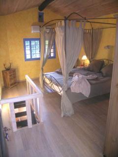 Bedroom 'la clède'