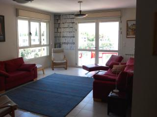 Lovely light Jerusalem family home (Baka) sleeps 6, Jerusalém