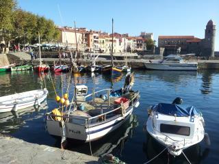 COLLIOURE   CHARME BORD DE MER, Collioure