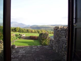 View from back of house