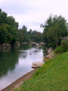 River at Ortez