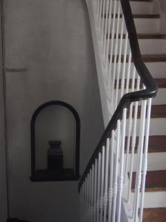 Entre les étages