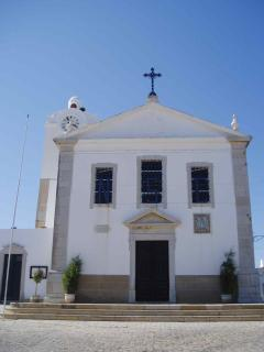 Fuseta church
