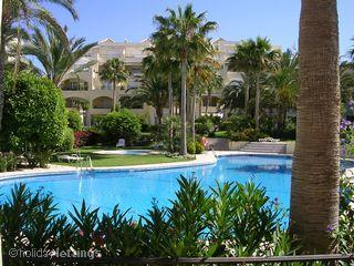 White Pearl Beach Apt, Elviria