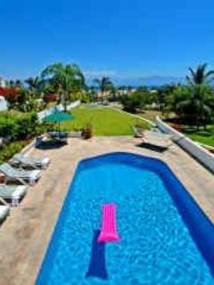 Casa Parota - large private pool 15x30 feet