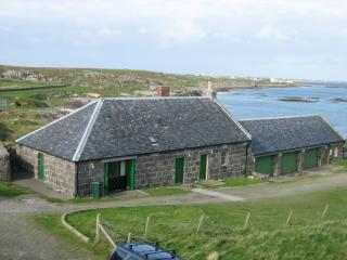 Morton Boyd House, Hynish