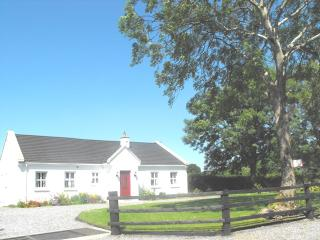 Ashtree Cottage, Co. Offaly  in the centre of Ireland