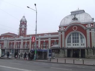 Varnaflats.EU - The Central Railway Station