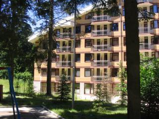 the luxurious Flora Apartment Complex