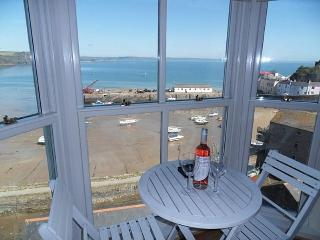 Superb Sea Views at Goscar Court Tenby