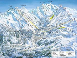 ski map off the 3 valleys