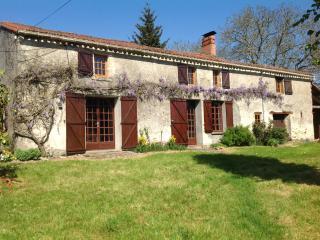 Le Puy Renou,near la Chataigneraie.