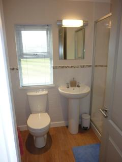 Fully fitted Ensuite with Walk in Shower