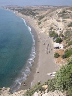 Commos Beach